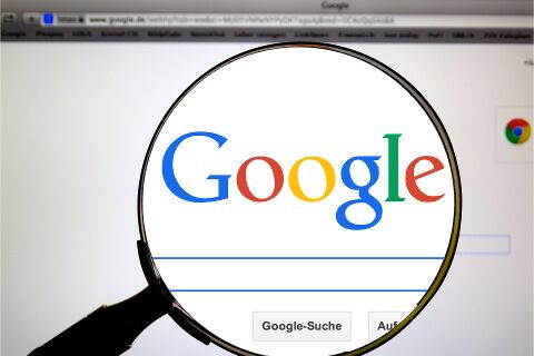 SEO Suche auf Google